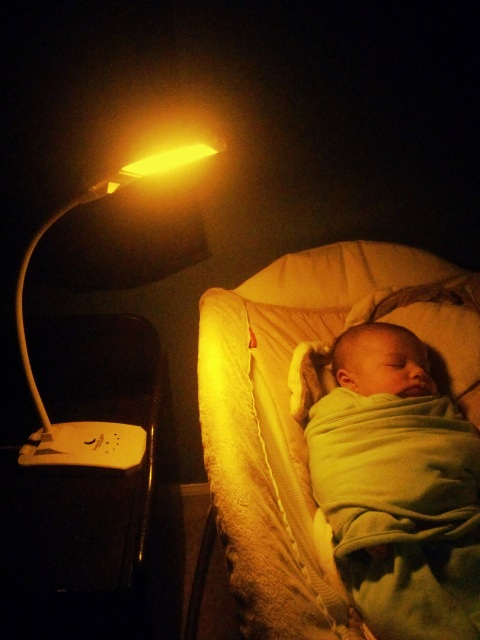 Somnilight Dimmable Nursery Lamp
