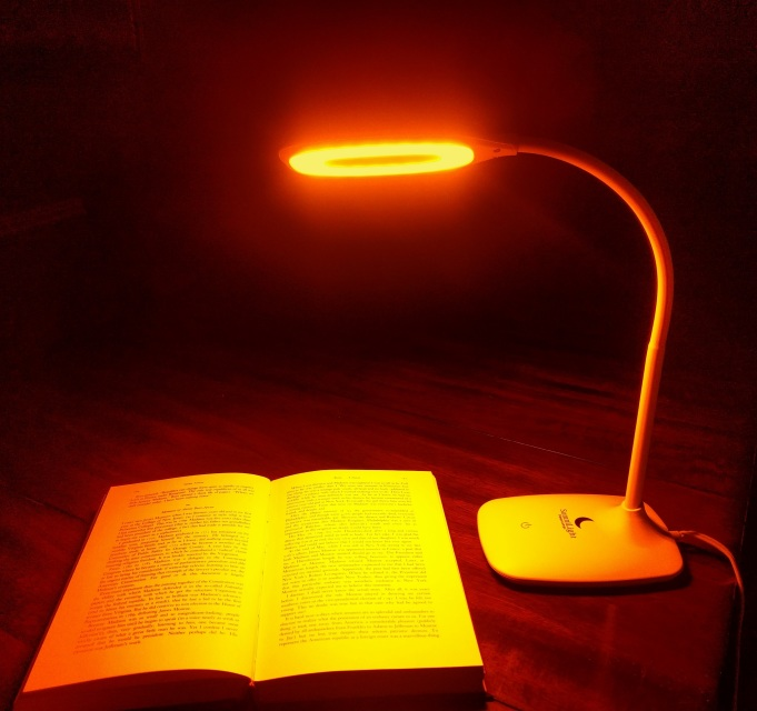 Warm Reading Light Bundle