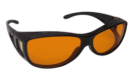 Orange Melatonin Glasses